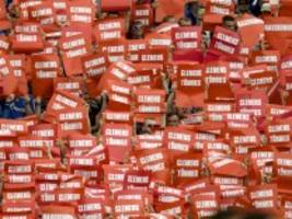 bundesliga: schalke-sportvorstand warnt vor hetzjagd auf tönnies