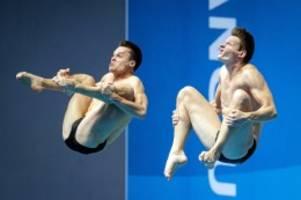Wasserspringen: Hausding holt sich in Kiew seine 33. EM-Medaille