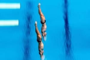Wassersprung-EM: Hausding und Rüdiger gewinnen Silber