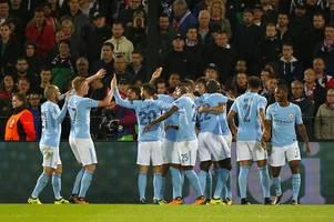 West Ham - Manchester City 0:5 (0:1)