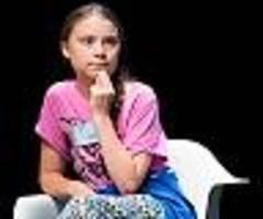 """""""es macht mich traurig"""" - besuch in hambach: klimaaktivistin greta thunberg fordert schnelleren kohleausstieg"""