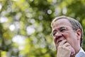 kampf gegen klimawandel - kampf gegen klimawandel: cdu-vize armin laschet will klimapolitik intensivieren