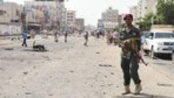 jemen: separatisten erobern hafenstadt aden