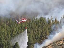 Touristen werden evakuiert: Dutzende Waldbrände toben in Südeuropa