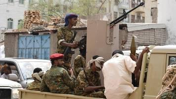 jemen: bündnis von präsident hadi zerbricht im bürgerkrieg