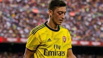 Nach Überfall auf Mesut Özil: Polizei nimmt zwei Verdächtige fest