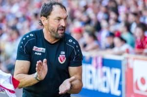 Cottbus-Trainer Wollitz vor Spiel gegen FC Bayern Realist