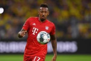 Fußball: Boateng nicht in der Bayern-Startelf gegen Cottbus