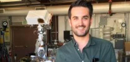 Schweizer Nasa-Forscher: Er sucht Leben im All und arbeitet für Hollywood