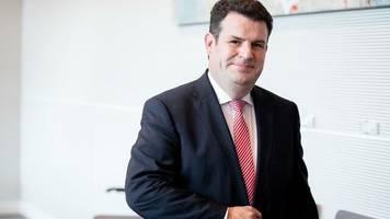 Arbeitnehmer in Deutschland: Arbeitsminister Heil will massiven Jobabbau in Konjunkturkrise verhindern