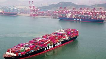 Ifo-Index: Weltwirtschaftsklima trübt sich wegen des Streits zwischen China und den USA ein