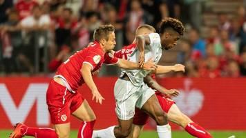 DFB-Pokal: Schmuckloser Bayern-Sieg bei Energie Cottbus