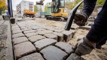 gemeindebund warnt: straßenbau könnte zum erliegen kommen