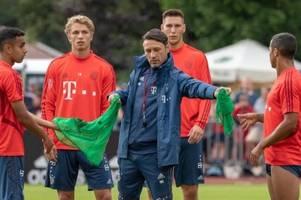 Transfer-Wirbel ausblenden: Bayern bei Cottbus gefordert