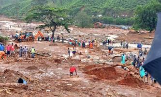 Mindestens 243 Tote bei Monsunkatastrophen in Indien und Myanmar