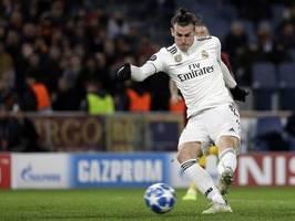Zidane baut zu 100 Prozent auf Bale und James