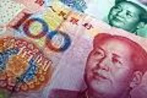 Keine einzige größere Übernahme mehr - China ist satt: Investments in Deutschland brechen um 95 Prozent ein