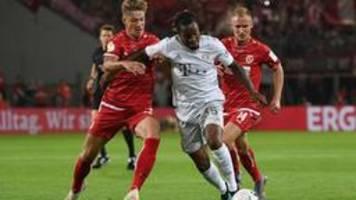 DFB-Pokal: Cottbus scheidet gegen München aus