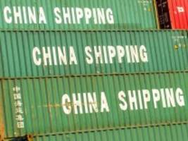 Handelskonflikt: US-Regierung vertagt neue Strafzölle gegen China