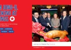 Tumblr-Verkauf: Als Kim Jong-Il Dinge betrachtete