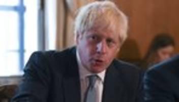 brexit: boris johnson setzt laut bericht auf einlenken in letzter minute