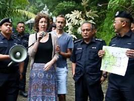Leichenfund in Malaysia: Vermisste Nora ist tot