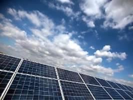 Mehr als nur klimaschonend: So lohnt die Solaranlage