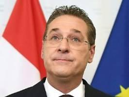 neue vorwürfe gegen ex-fpÖ-chef: razzia bei strache wegen bestechungsaffäre