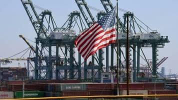 USA verschieben neue Strafzölle auf elektronische Waren aus China auf Dezember