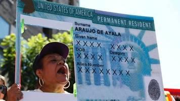 Video: Trump-Regierung erschwert Einwanderung