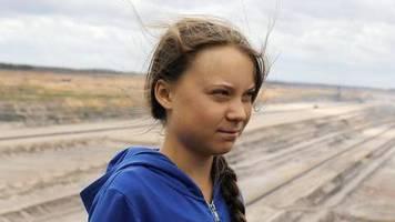 Vor Atlantik-Überfahrt: Greta Thunberg sorgt sich nicht um ihren Magen