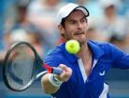 Andy Murray verzichtet aufs Einzel bei den US Open