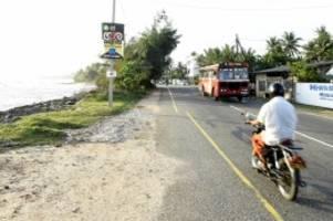 Verwandtenbesuch: Deutsche Familie verunglückt in Sri Lanka – drei Tote