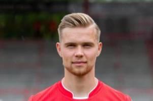 Fußball: Viktoria Köln leiht Abwehrspieler Dietz von Union Berlin aus