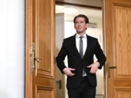 Wahlkampf der ÖVP: Kurz mal ganz bescheiden