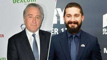 Robert De Niro und Shia LaBeouf: In After Exile spielen sie Vater und Sohn