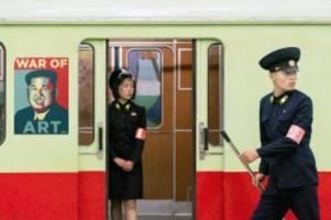tv-tipp: nordkorea - kunst im schatten der bombe