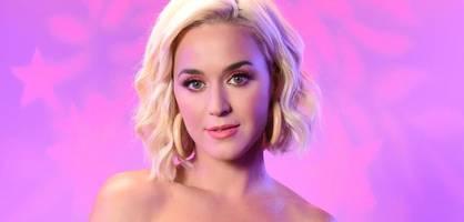 Männermodel wirft Katy Perry sexuelle Belästigung vor