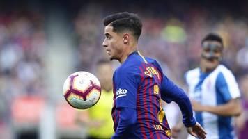 Transfermarkt - Süddeutsche: Barça bestätigt Bayern-Interesse an Coutinho