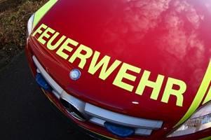Feuerwehr rettet Rentner an der Wertach