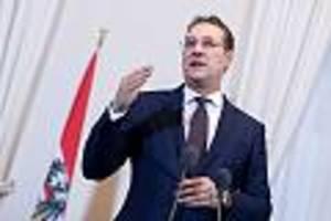 nach hausdurchsuchung  - ex-fpÖ-chef strache wird bestechlichkeit vorgeworfen