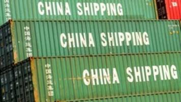 USA verschieben einige Strafzölle gegen China