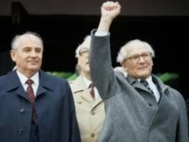 14. august 1989: als honecker den sozialismus für unaufhaltsam erklärte