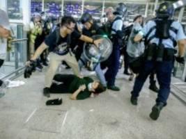Hongkong: Eine Besetzung - und ein Fest der Demokratie