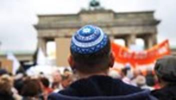 antisemitismus: erneut angriff auf jüdischen mann in berlin
