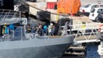 Italien: Gericht erlaubt Open Arms Einfahrt in italienische Gewässer