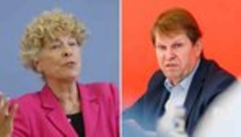 Parteivorsitz: Gesine Schwan und Ralf Stegner kandidieren für SPD-Vorsitz