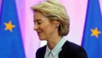 Ursula von der Leyen: Auf der Suche nach Frauen