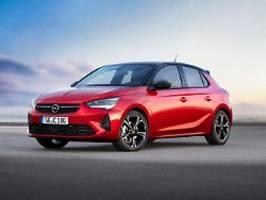 Eine gelungene Symbiose?: Opel Corsa - die Franzosen trifft der Blitz