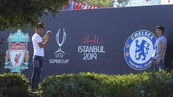 Klopp vs. Lampard: UEFA Supercup: So sehen Sie Liverpool gegen Chelsea in TV und Livestream